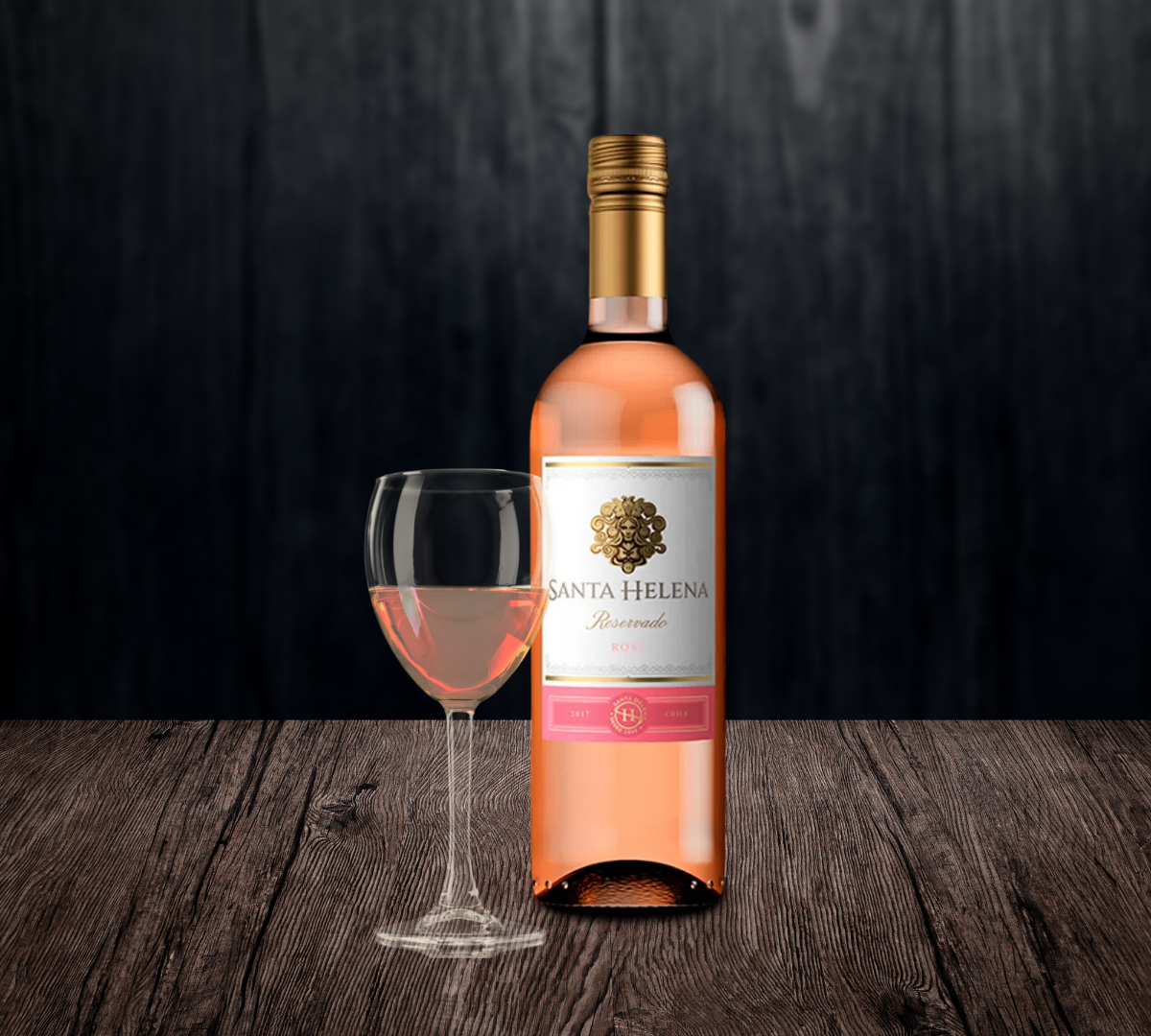 Vinho Santa Helena Reservado Rose