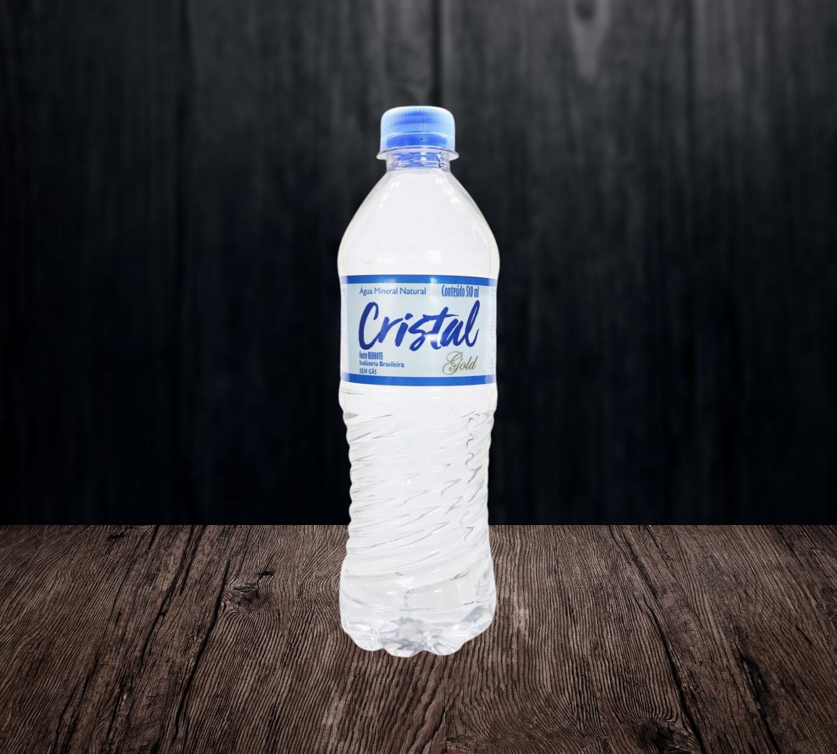 Água mineral s/ gás