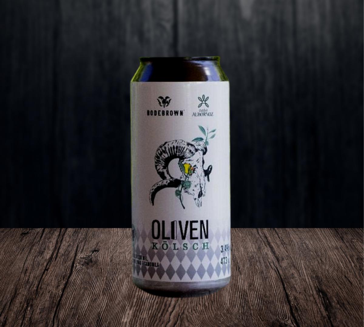 Bodebrown Oliven