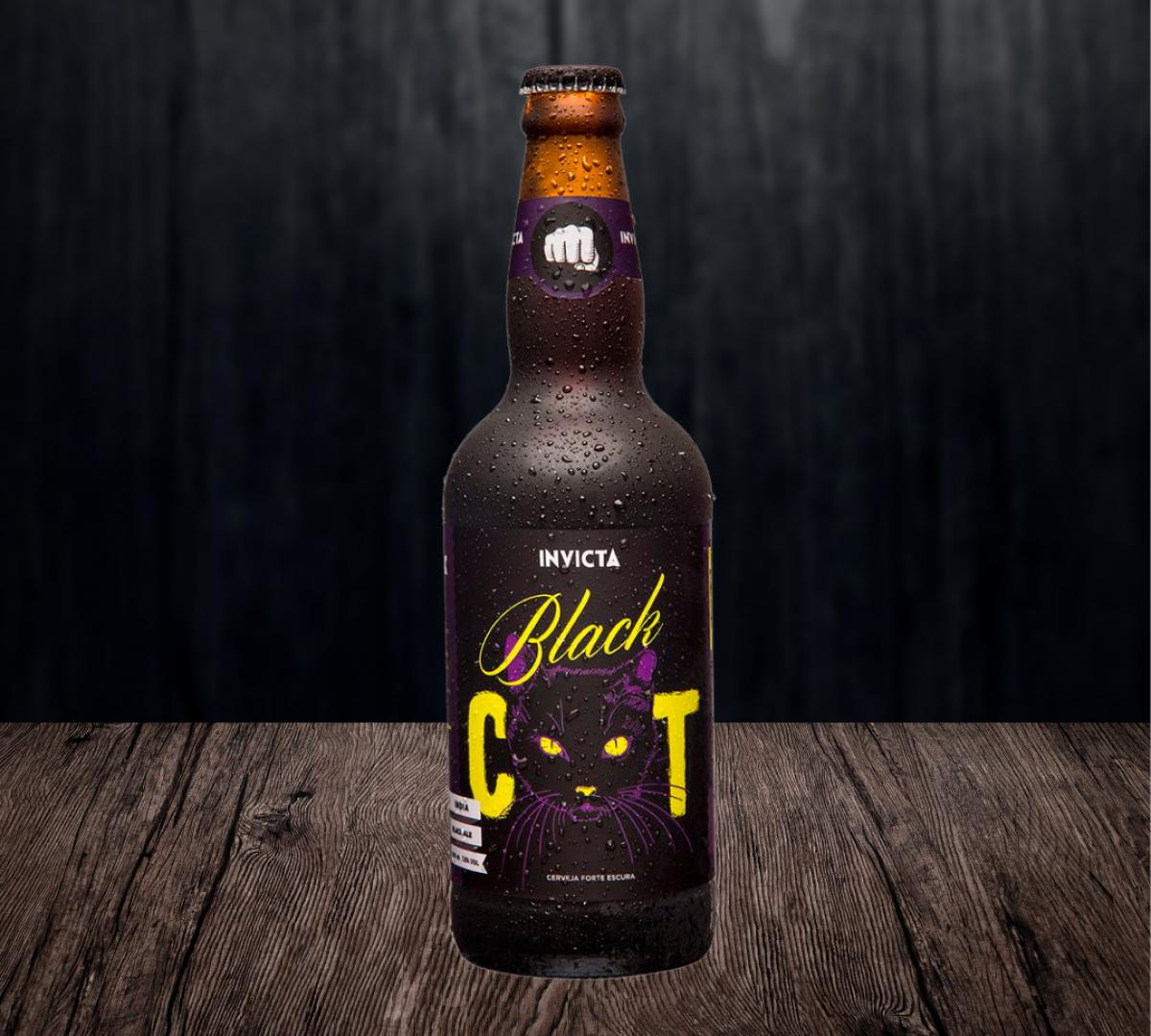 Invicta Black Cat