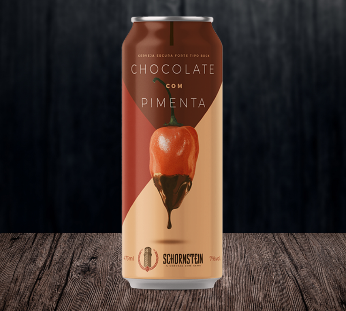 Schornstein Chocolate Com Pimenta (Bock)